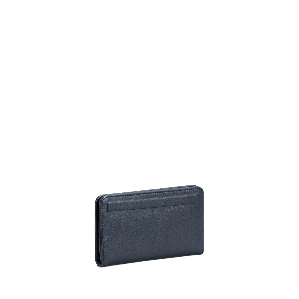 Karia Leather Wallet - Black - Elk - Paper Plane Store - Tauranga