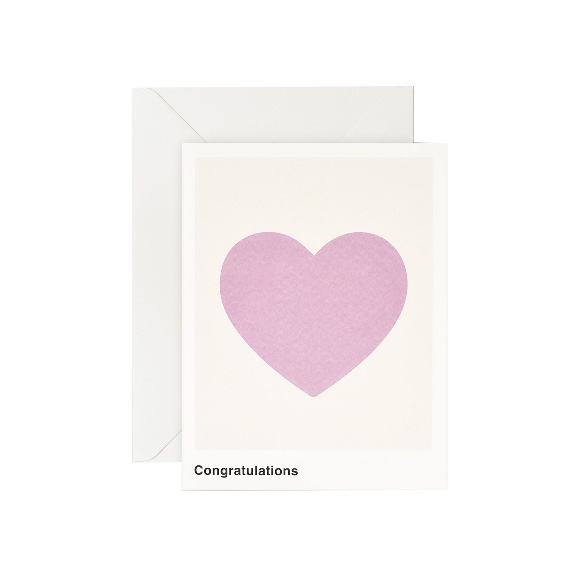 Card - Congratulations Heart