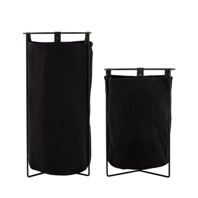 Laundry Baskets - Black