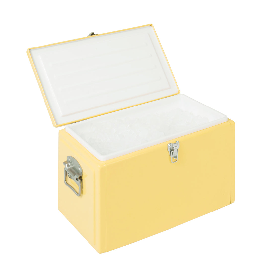 Napoleon Chilly Bin - Lemon - Napoleon Goods - NZ Stockist - Utilities - Storage