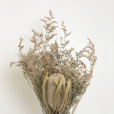 Dried Floral Bouquet - Large - On My Hand  -  Paper Plane Store - Mt Maunganui