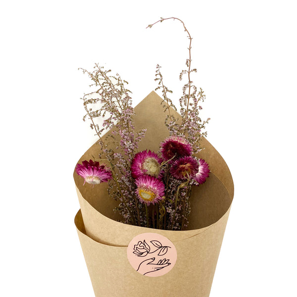 Dried Floral Bouquet - Small