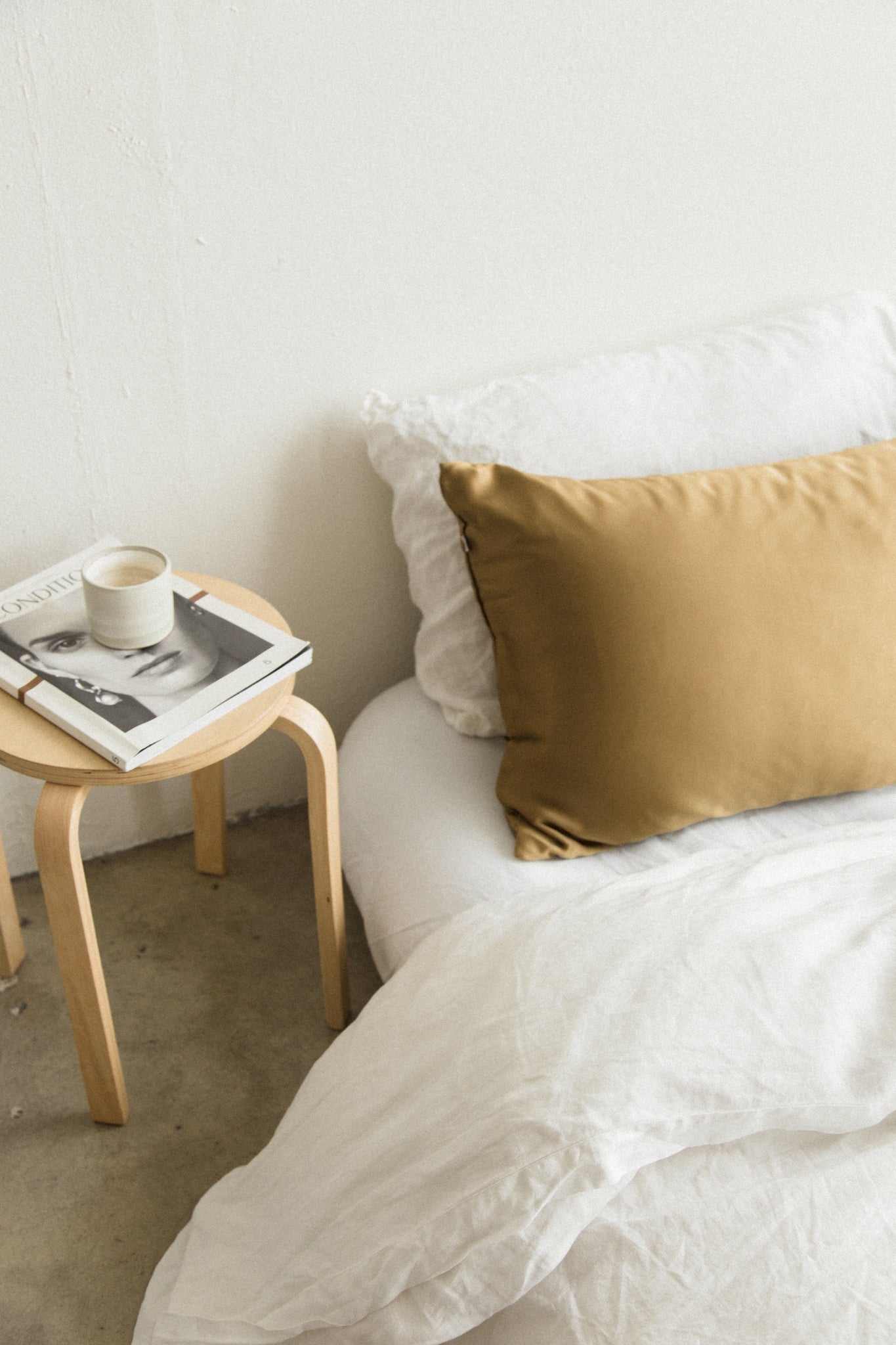 Silk Beauty Pillow - Miso - Penney & Bennett
