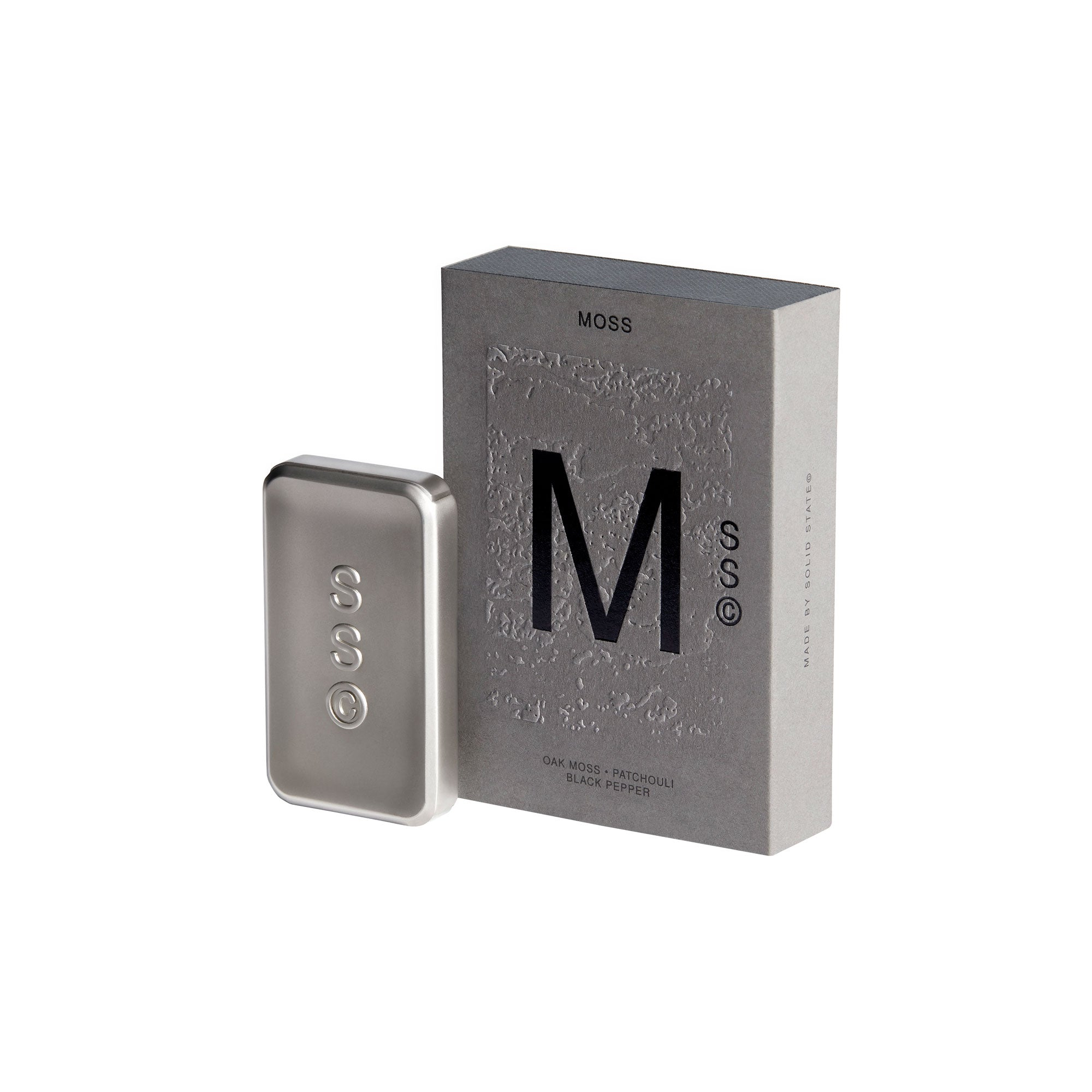 Solid State - Men's Premium Colognes