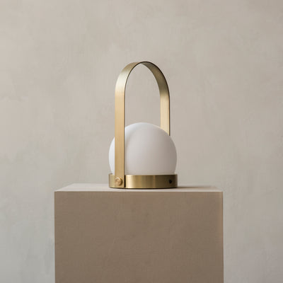 Menu Carrie LED Lamp - Brass