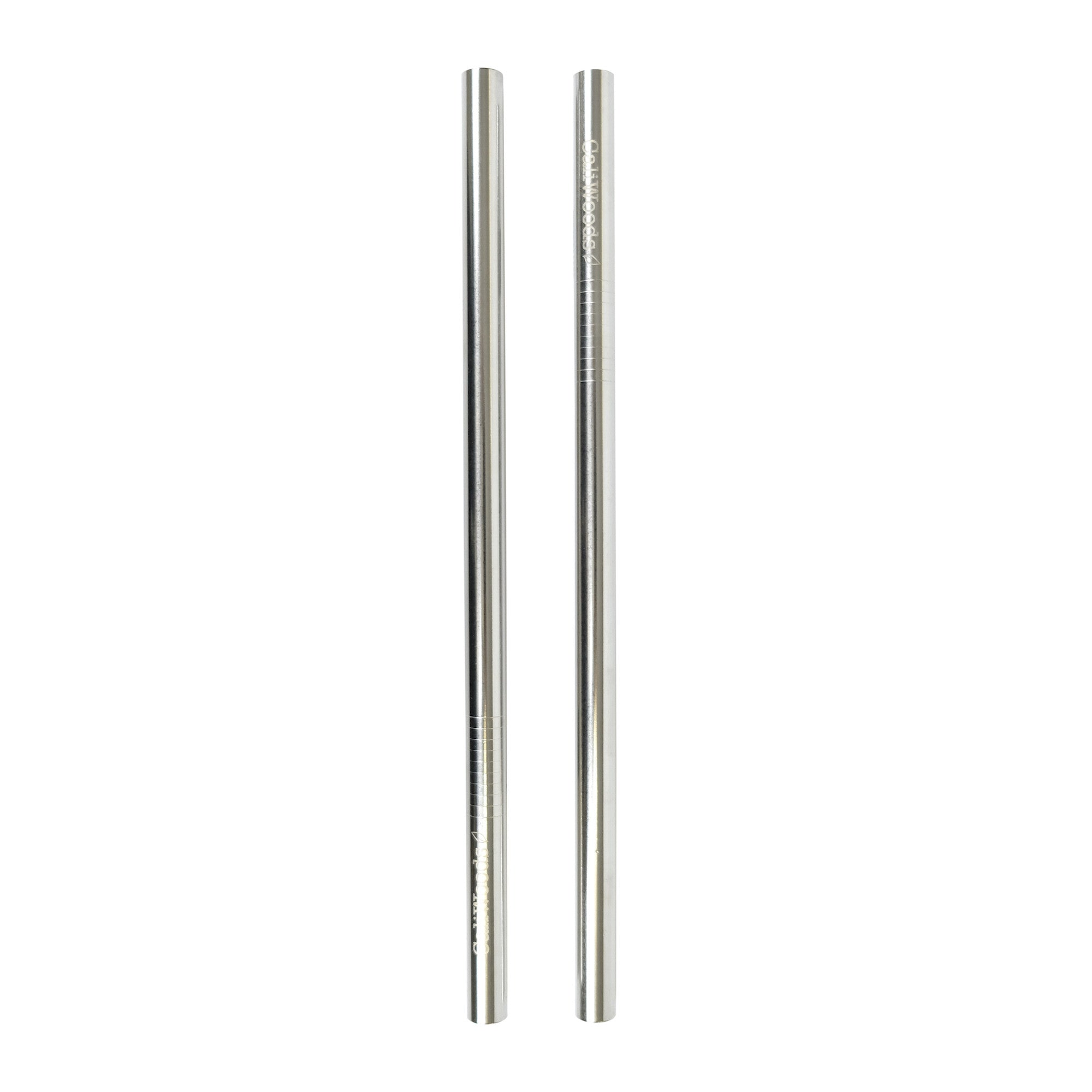 Stainless Steel Drinking Straw - Smoothie - Caliwoods - NZ