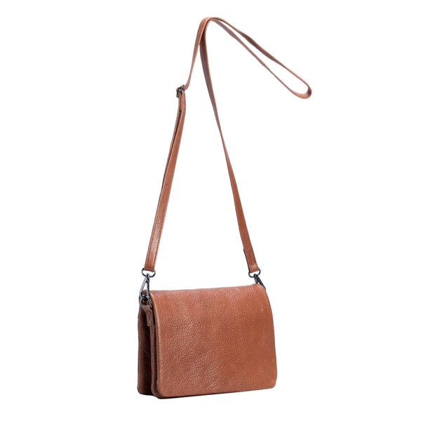 Innset Leather Bag - Tan