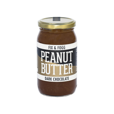 Fix & Fogg Peanut Butter - Dark Chocolate