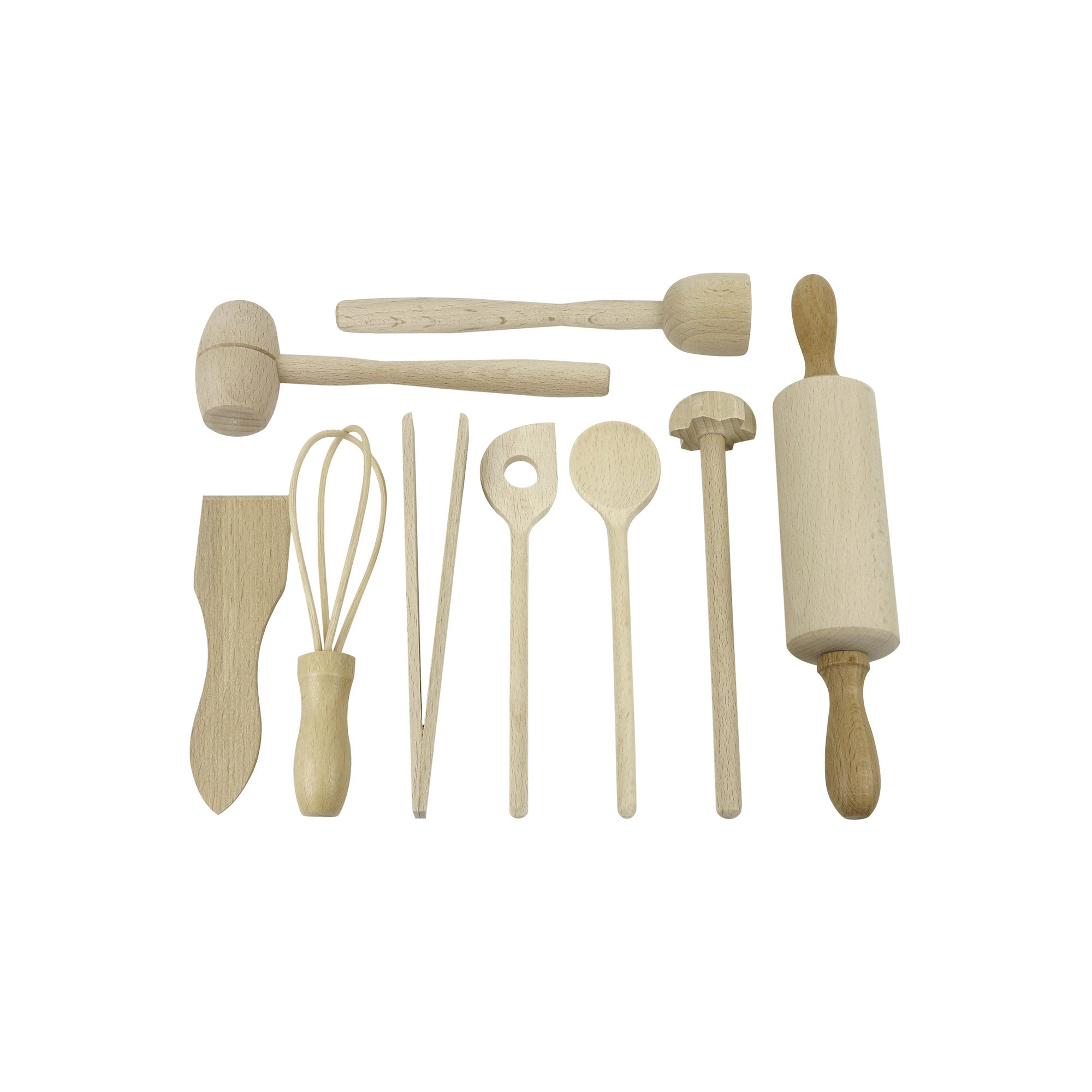 Kids Beechwood Kitchen Set - NZ Stockist