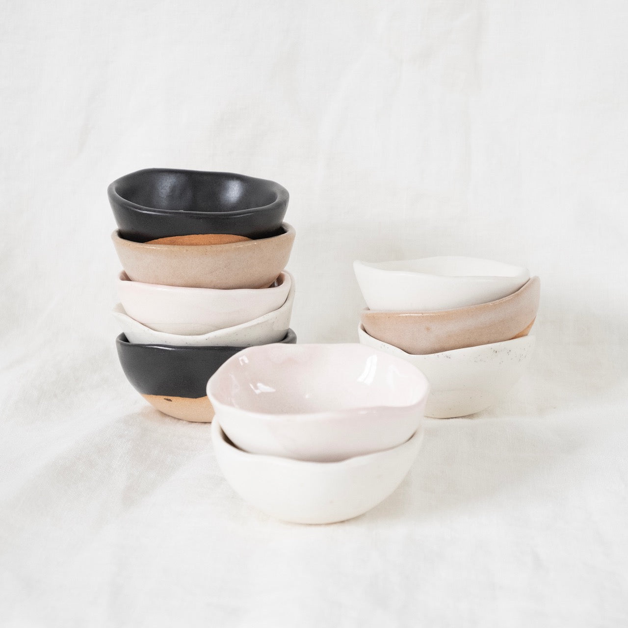 Mini Ceramic Bowls