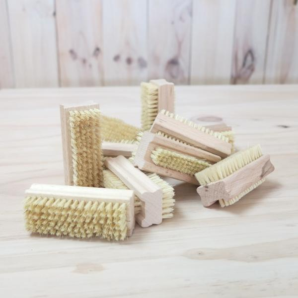 Natural Fibre Nailbrush