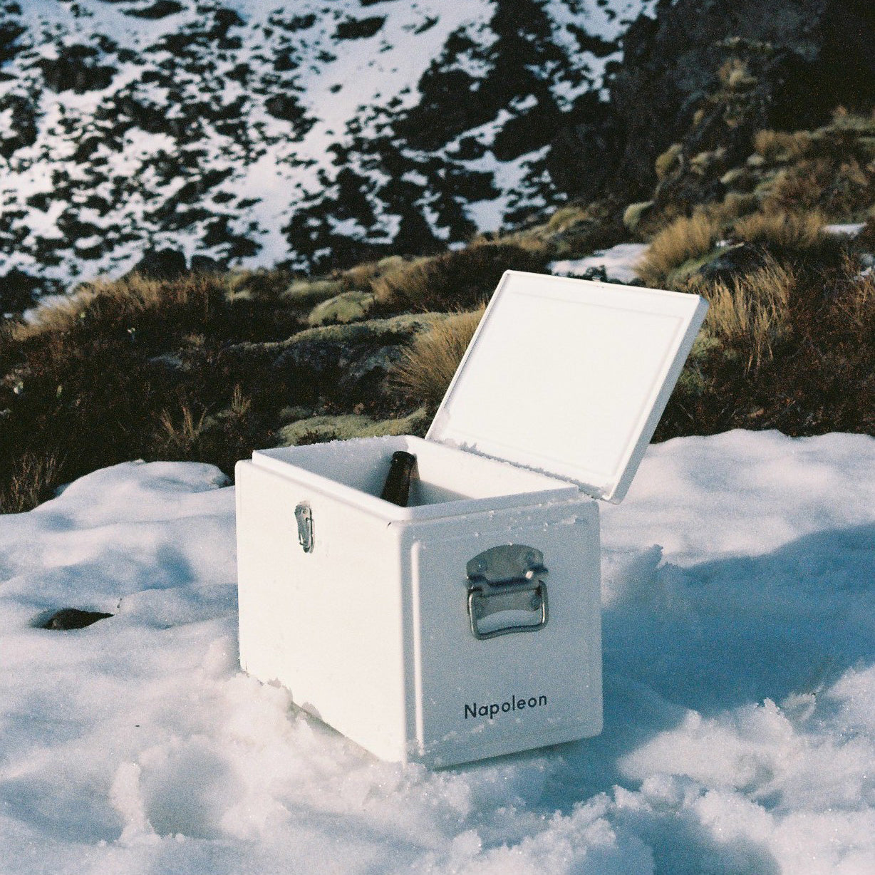 Napoleon Chilly Bin - White - Napoleon Goods - NZ Stockist - Utilities - Storage