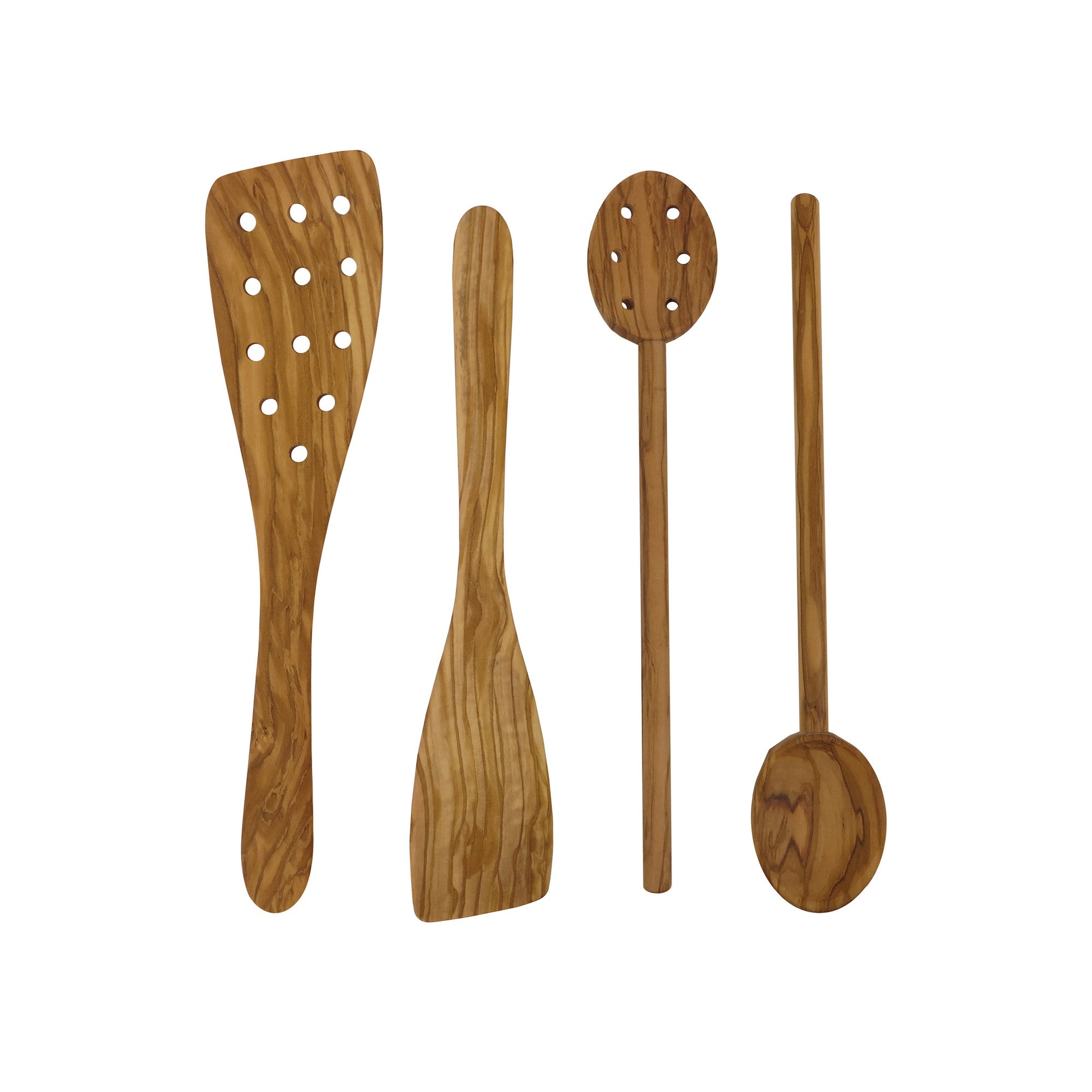 Olive Wood Kitchen Utensils - Kitchen - Cooking - NZ Stockist