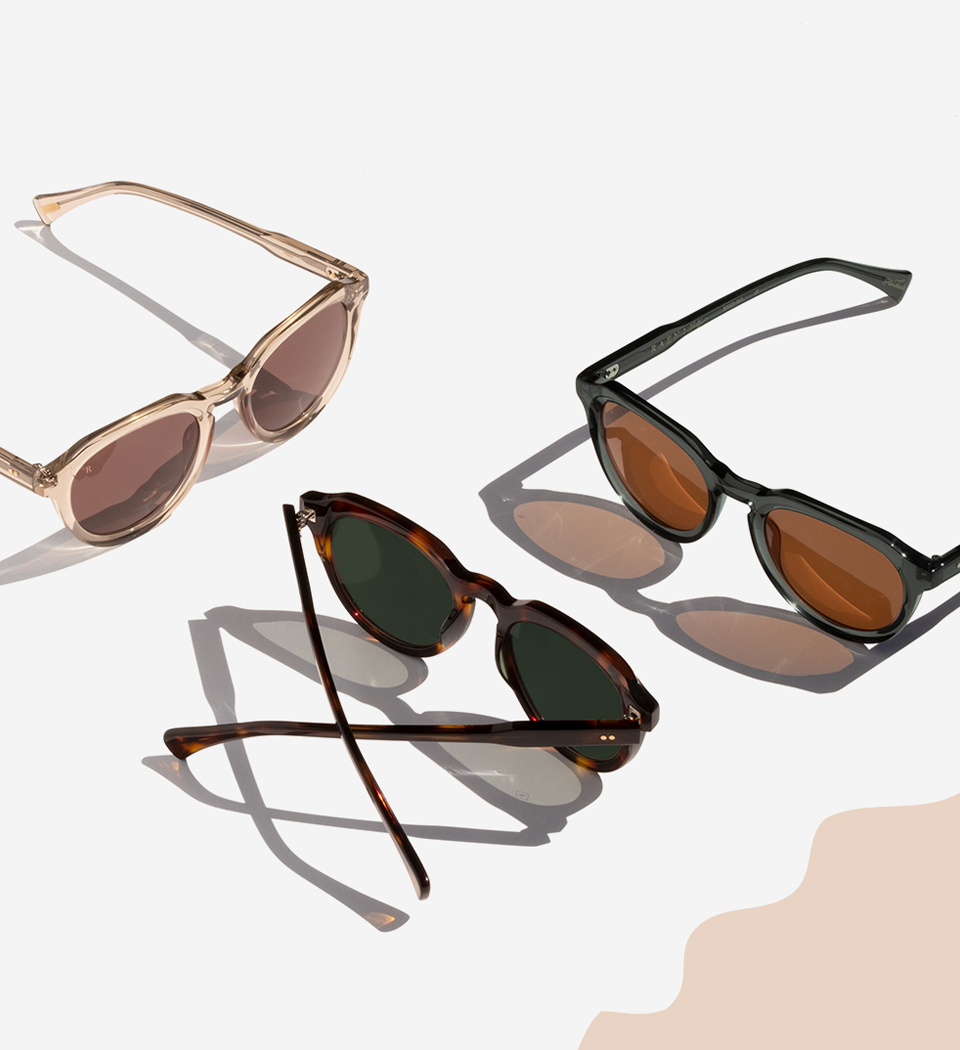 Raen - Sage Sunglasses - Haze Crystal - NZ Stockist - Raen Sunglasses Stockist - Paper Plane - Shop Online