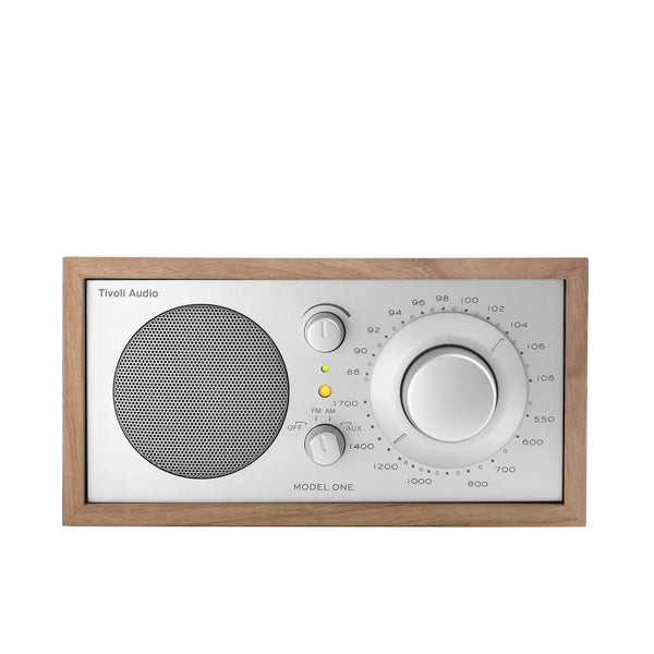 Tivoli - Model One Radio - Cherry Silver - NZ