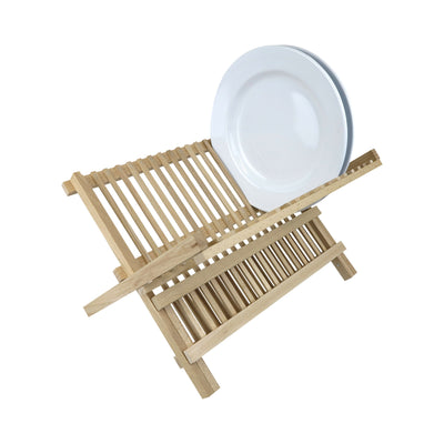 Wooden Dish Drying Rack - Dishy - NZ Stockist