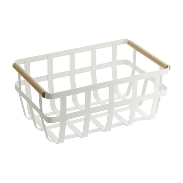 Tosca Storage Basket - Yamazaki - NZ Stockist - Organisation - Storage