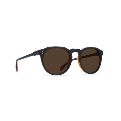 RAEN - Remmy Sunglasses - Black / Tan - Paper Plane - NZ