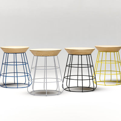 Sidekick Low Stool (more colours)