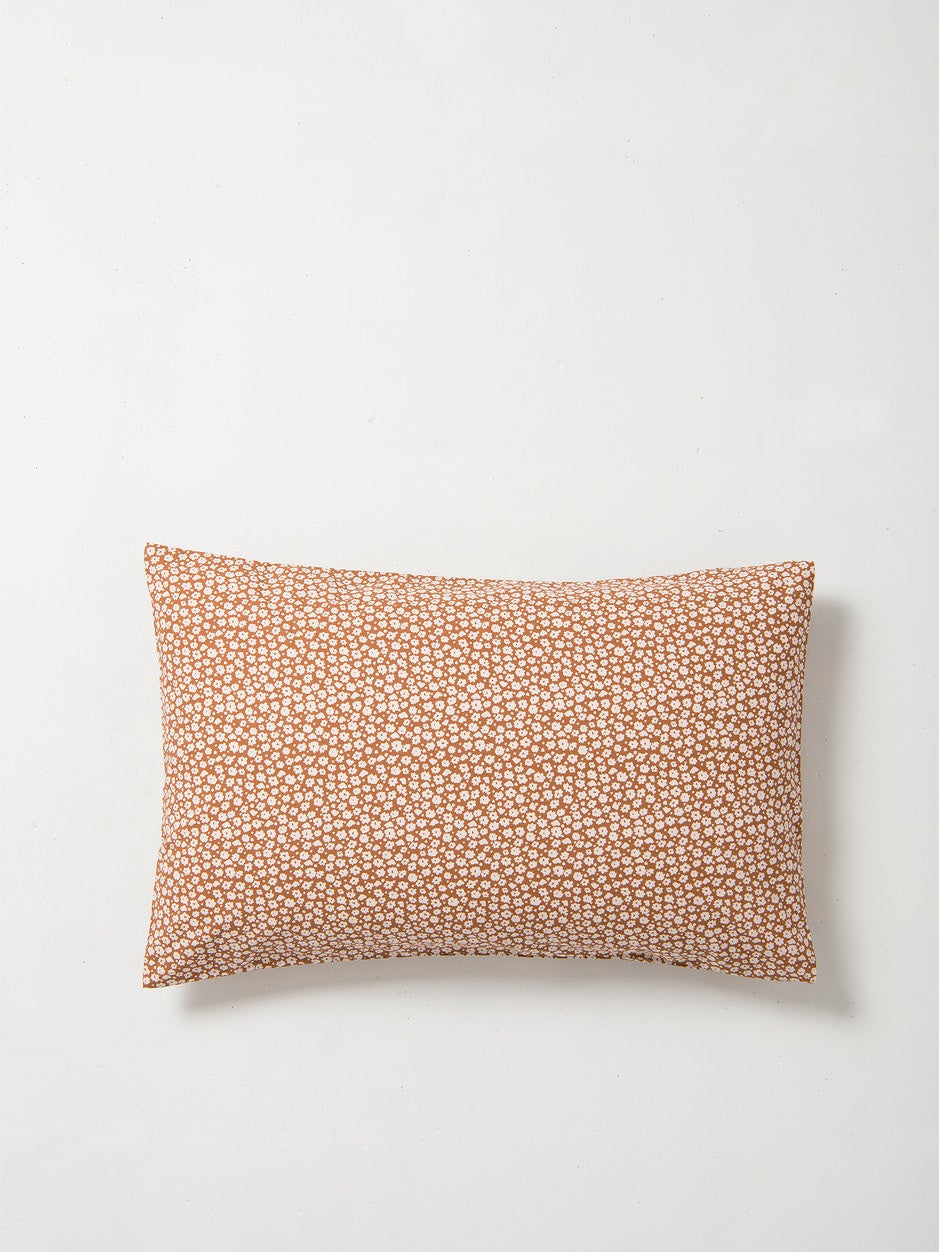 Forget Me Not Pillowcase Pair