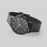 the horse watch original matte black face white hands nz