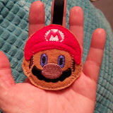 Mario & Gang Ornaments