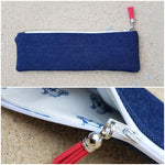 Mara Stash Pouch: SMALL
