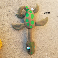 Nessie Embroidered Stuffie