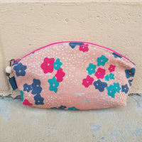 Large Petal Pouch:: Flowers
