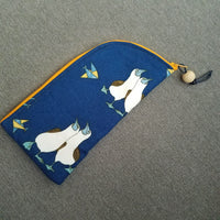 Sunglass Case - Blue Footed Boobie