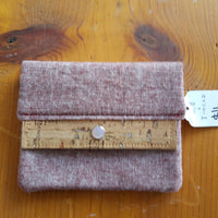 Minimalist Wallet, Small:: Bows