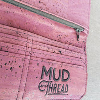 Cranberry Long Wallet