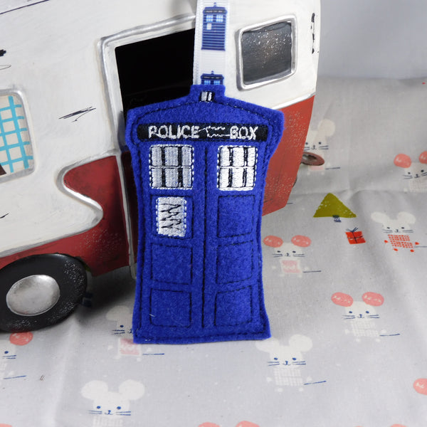 Dr. Who Ornaments