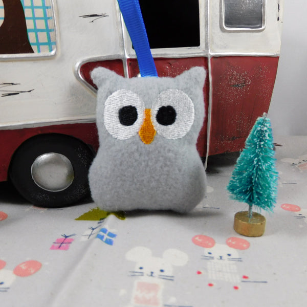 Small Owl Ornament