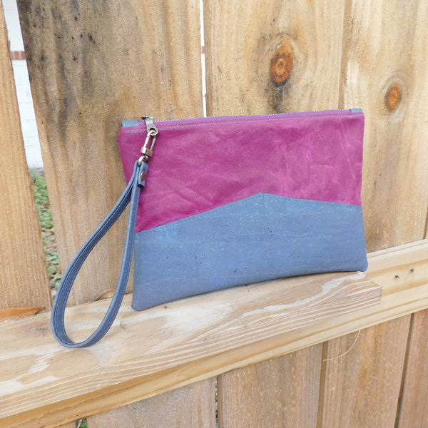 Berry W.C. w/ Gray Cork Clutch