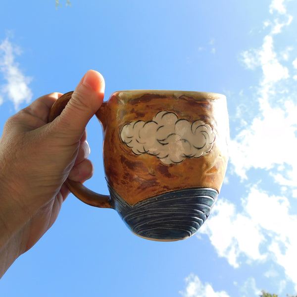 In the Clouds Mug