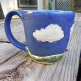Cloud and Hills Mug