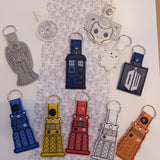 Dr. Who FOBS