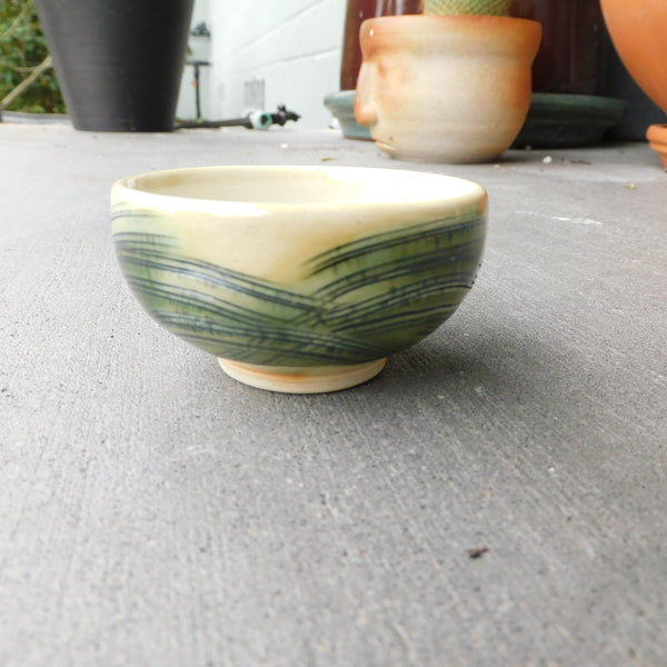 Rolling Grass (smaller) Teenie Bowl