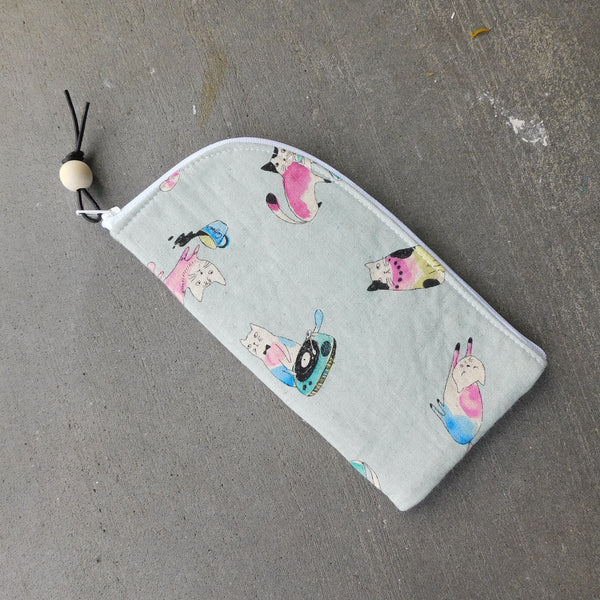 Cats - Sunglass Case