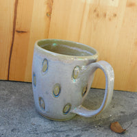 Ovals & Light Purple Mug