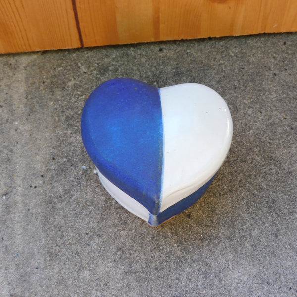 heart Box pottery