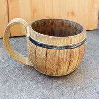 Barrel #2 Brown Mug