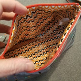 Large Olivia Triangle Pouch