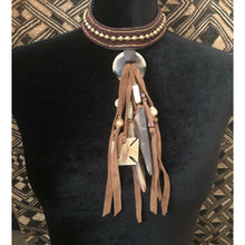 Load image into Gallery viewer, Fringe Choker