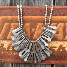 Load image into Gallery viewer, Silver Sensation Necklace