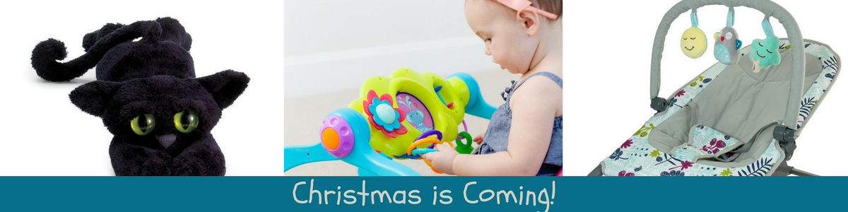 Christmas is Coming (Part 1 - Infants)