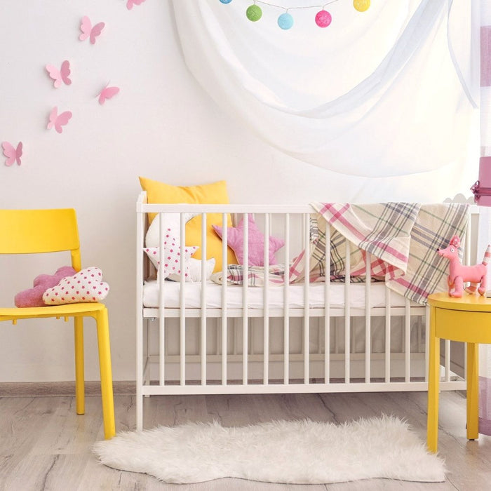 Designing Your Home Nursery in 8 Steps