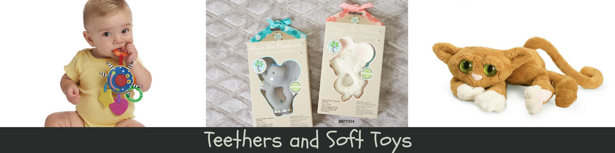 Teethers and Soft Toys