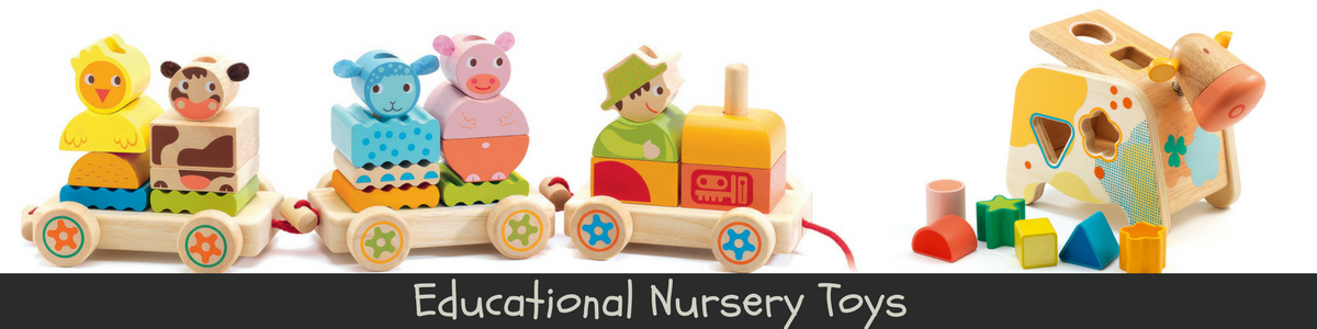 Educational Nursery Toys